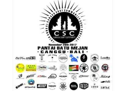 Canggu Surf Community Annual Contest - Nov 26th