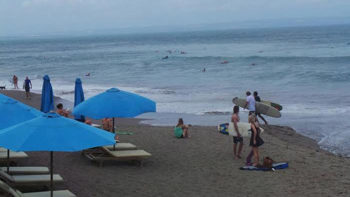 Belgium Surfer Killed by Lightning Bolt in Canggu, Bali